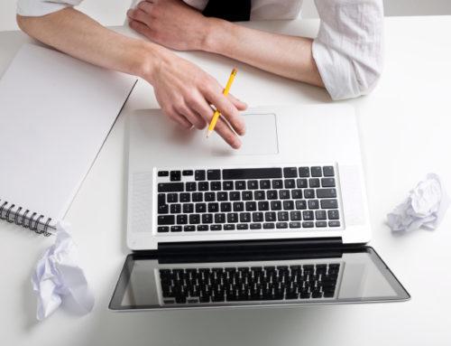 Текст на главную страницу: 4 способа написания